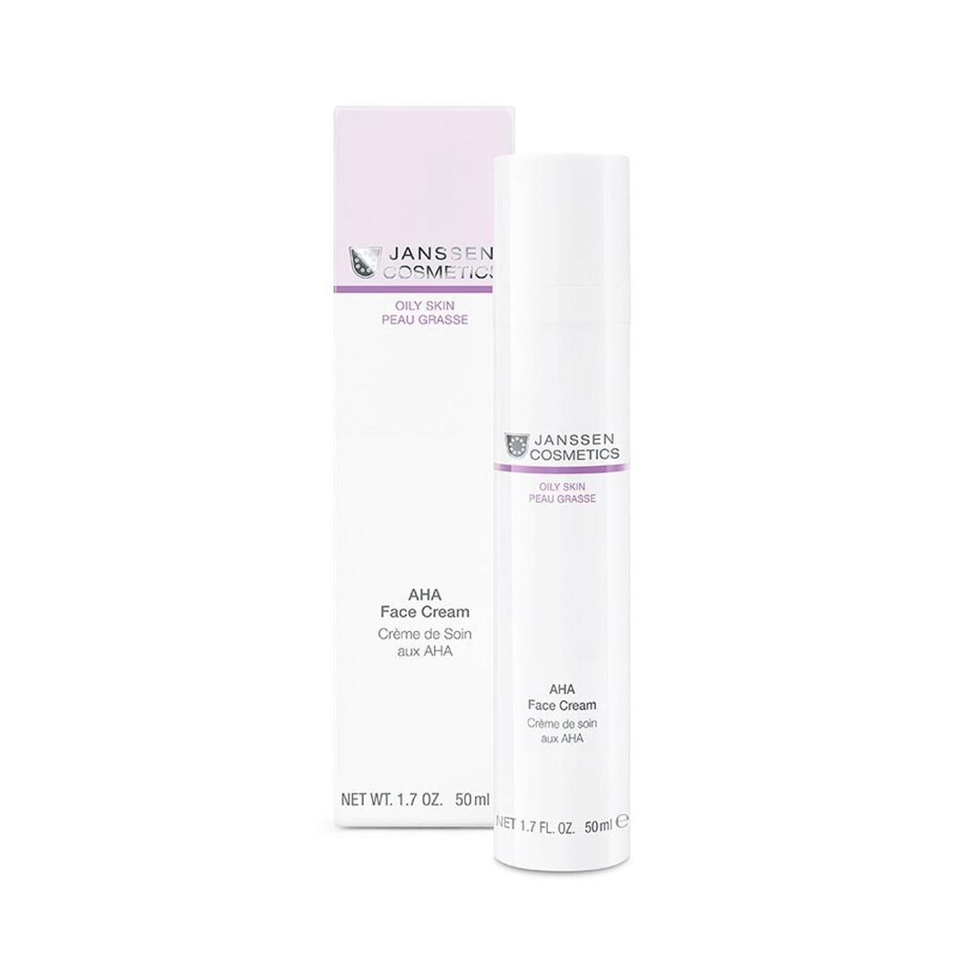 Oily Skin AHA Face Cream 30ml Janssen Cosmetics®