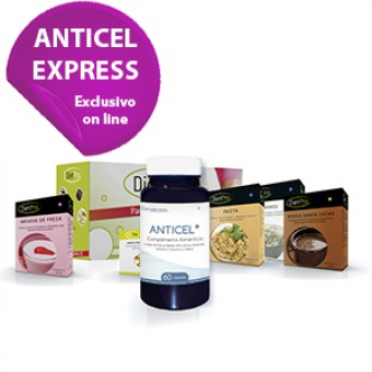 PACK ANTICEL EXPRESS 15 + ANTICELULÍTICO