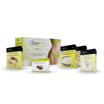 Pack de inicio DietPro + Complemento