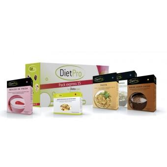 Pack DietPro Express 15
