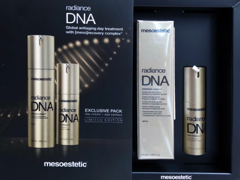 Pack Radiance DNA