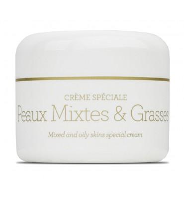 Crema Peaux Mixtes et Grasses 50ml Gernetic®