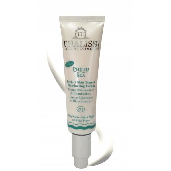 PERFECT SKIN TONE & ILLUMINATING CREAM Crema Blanqueante & Iluminadora Unisex 50 ml Thalissi®
