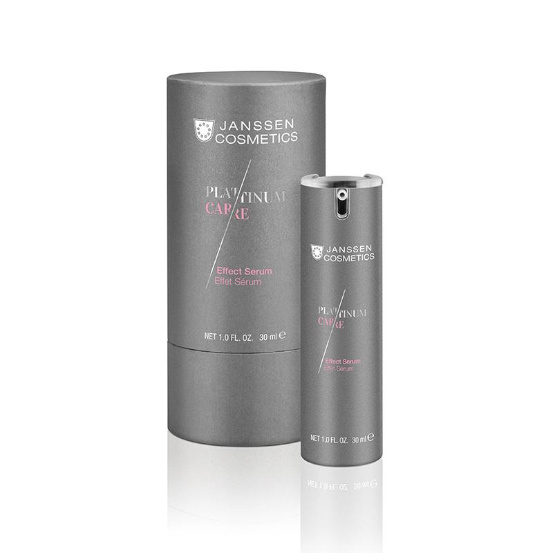 Platinum Care Effect Serum 30ml Janssen Cosmetics®