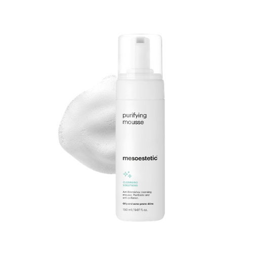 Cleansing Solutions Purifying Mousse 150ml Mesoestetic®
