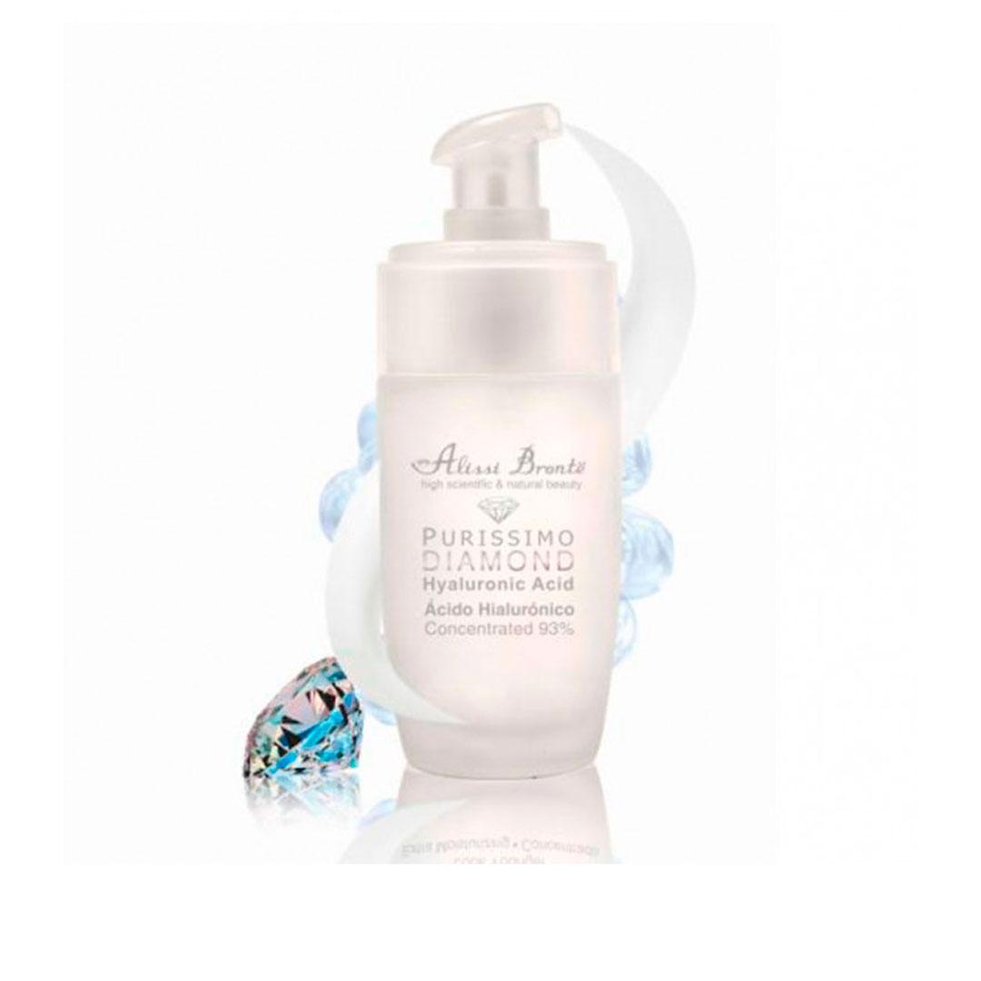 Purissimo Diamond Hyaluronic Acid Ácido Hialurónico con Diamante 30ml Alissi Brontë®