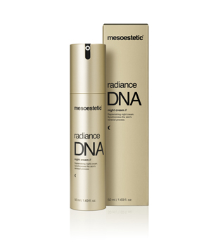 RADIANCE DNA NIGHT CREAM Mesoestetic 50ml
