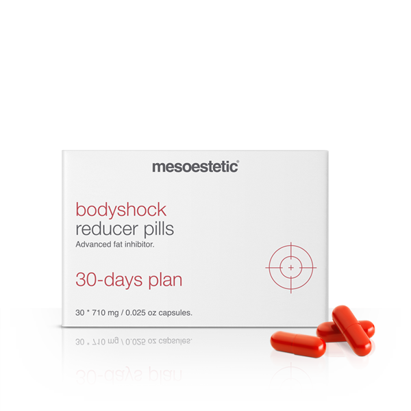 REDUCER PILLS BODYSHOCK Mesoestetic 30 cápsulas
