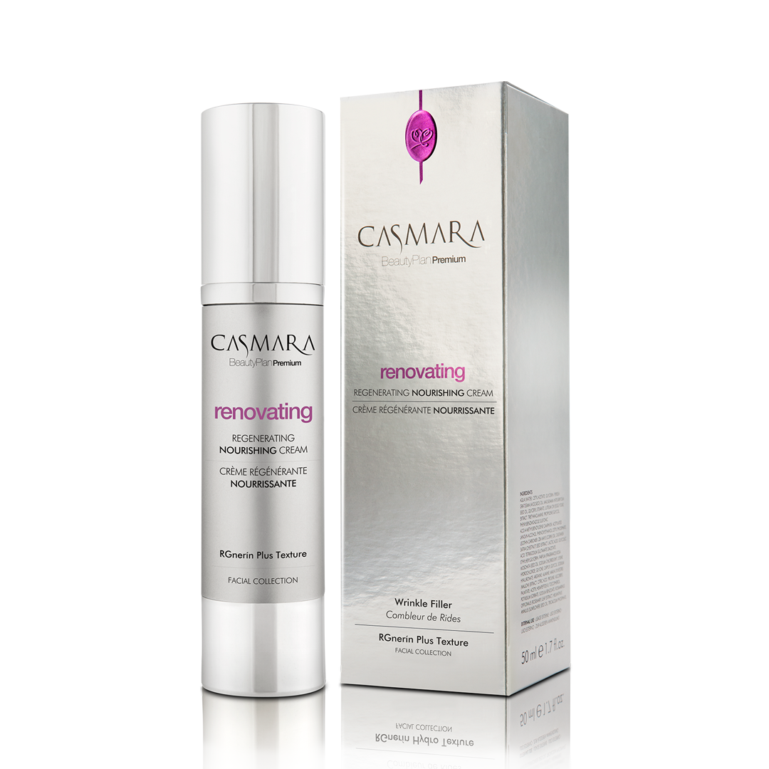 Renovating Regenerating Nourishing Cream 50ml - Casmara®
