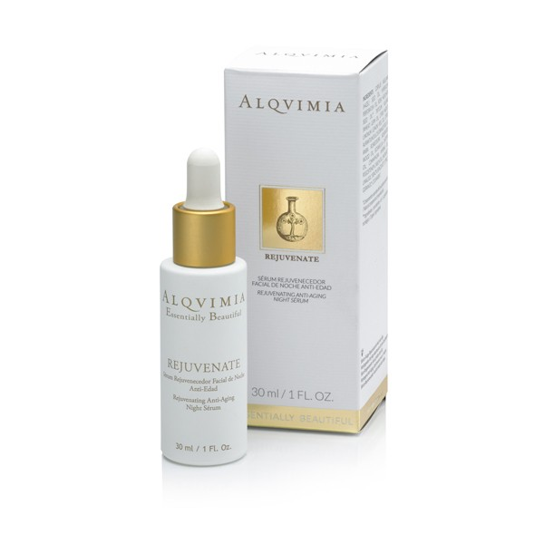 Sérum Beautiful/ REJUVENATE /Anti-Edad 30ml Alqvimia®