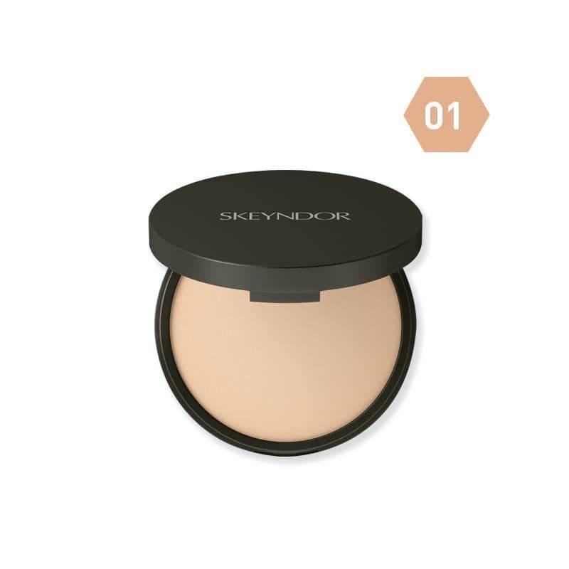 Skin Care Corrector en Crema - Vitamin C Brightening Compact Concealer Tono 01 4,24gr Skeyndor®