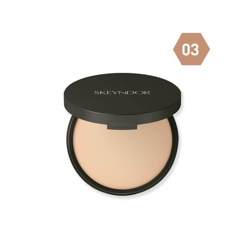 Skin Care Corrector en Crema - Vitamin C Brightening Compact Concealer Tono 03 4,24gr Skeyndor®