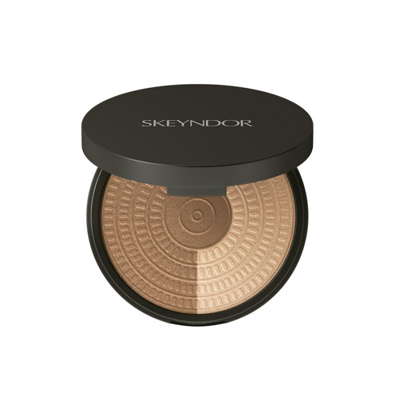 Skin Care Polvos Ultra-Suaves - Highlight Powder Duo 12,4 gr Skeyndor®