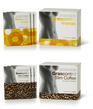SLIM COFFEE/ANANAS