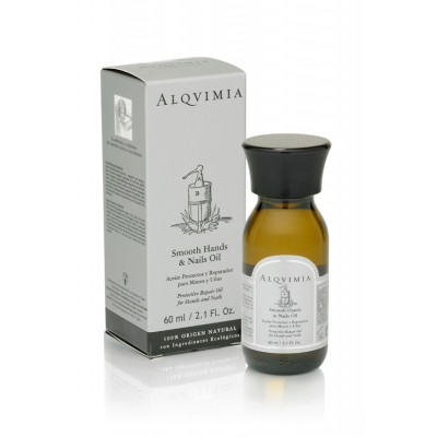 Smooth Hands & Nails Oil 60ml Alqvimia®