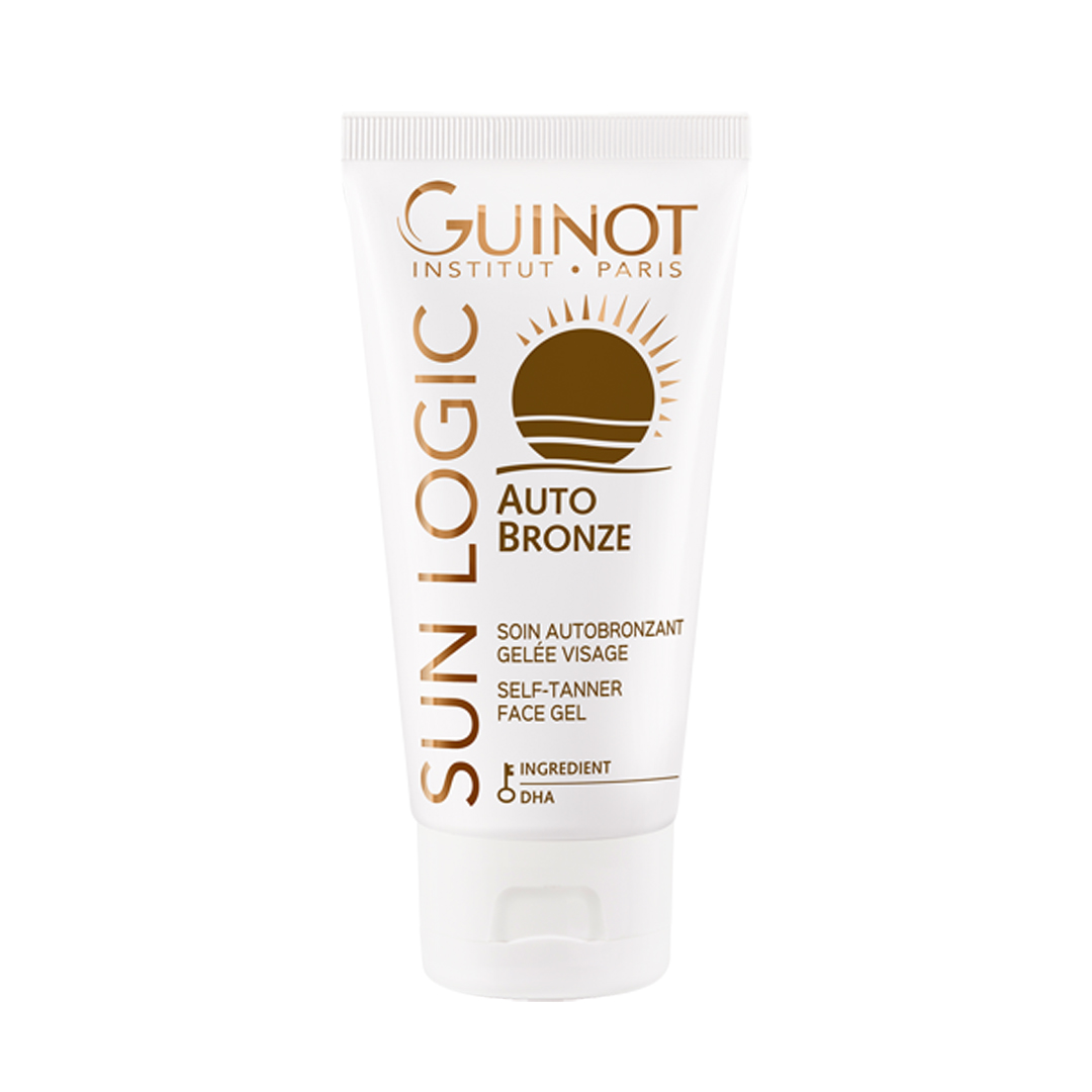 Soin Autobronzant Gelée Visage 50ml Guinot®