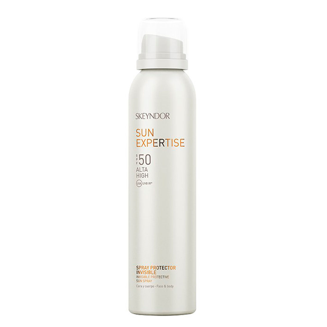 Sun Expertise Spray protector invisible SPF50 - Skeyndor®