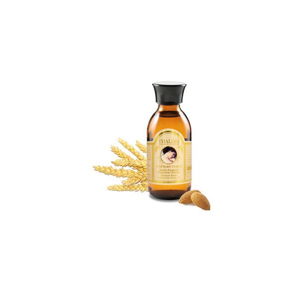 STOP BODY STRECH Aceite Corporal Que Previene las Estrías 150 ml Thalissi®