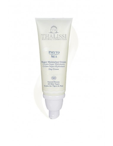 SUPER MOISTURIZER CREAM Crema Super Hidratante Day Cream Unisex 50 ml Thalissi®