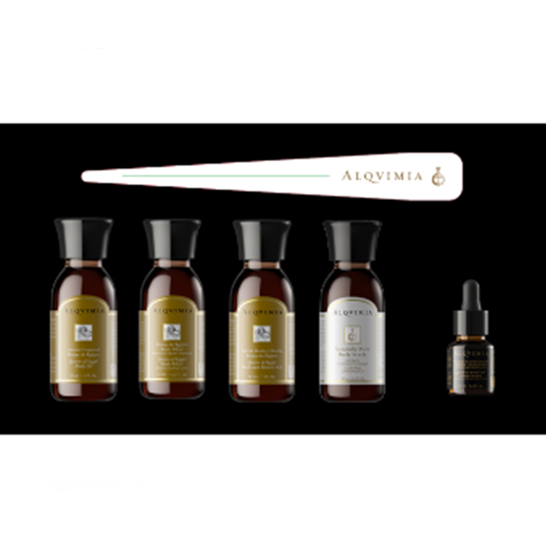 Kit Supreme Beauty & Spa Experience: ENIGMA Alqvimia®