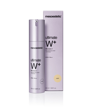 ULTIMATE W+ BB CREAM LIGHT Mesoestetic 50ml