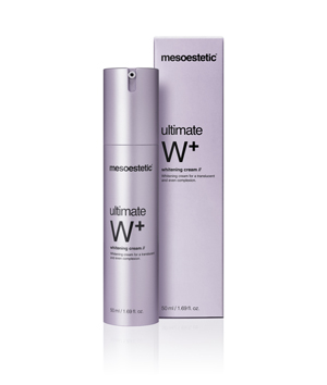 ULTIMATE W+ WHITENING CREAM Mesoestetic 50ml