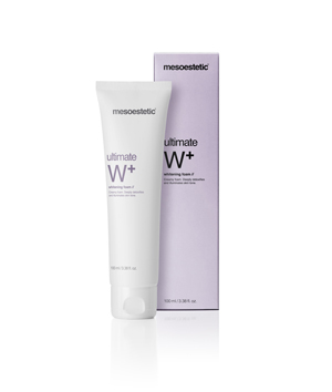 ULTIMATE W+ WHITENING FOAM Mesoestetic 100ml